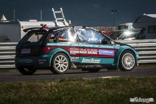 Sven Seeliger | Seeliger Racing | Ford Fiesta Super1600 | Rallycross Challenge Europe 2015_1107