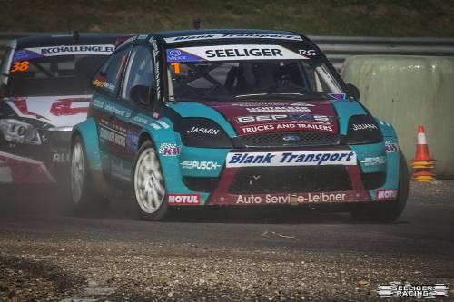 Sven Seeliger | Seeliger Racing | Ford Fiesta Super1600 | Rallycross Challenge Europe 2015_1108