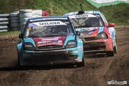 Sven Seeliger | Seeliger Racing | Ford Fiesta Super1600 | Rallycross Challenge Europe 2015_1110