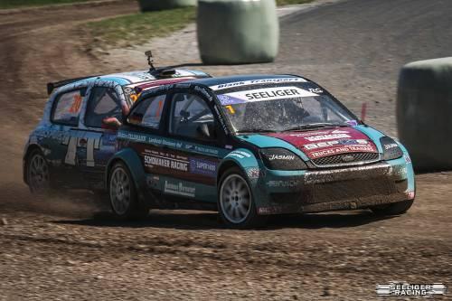 Sven Seeliger | Seeliger Racing | Ford Fiesta Super1600 | Rallycross Challenge Europe 2015_1111