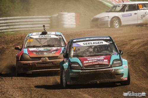 Sven Seeliger | Seeliger Racing | Ford Fiesta Super1600 | Rallycross Challenge Europe 2015_1114