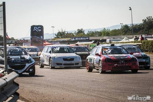Sven Seeliger | Seeliger Racing | Ford Fiesta Super1600 | Rallycross Challenge Europe 2015_1120