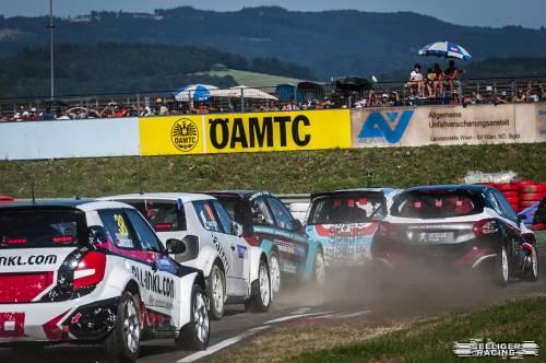 Sven Seeliger | Seeliger Racing | Ford Fiesta Super1600 | Rallycross Challenge Europe 2015_1121
