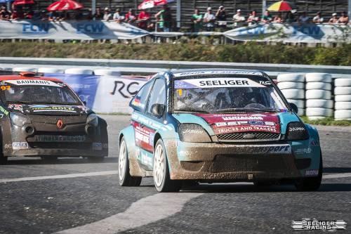 Sven Seeliger | Seeliger Racing | Ford Fiesta Super1600 | Rallycross Challenge Europe 2015_1122