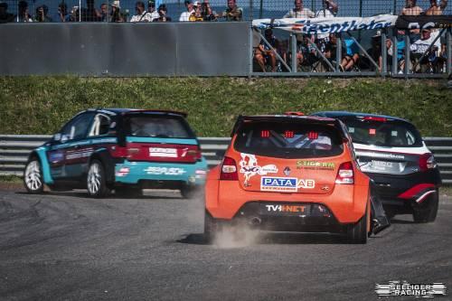 Sven Seeliger | Seeliger Racing | Ford Fiesta Super1600 | Rallycross Challenge Europe 2015_1123