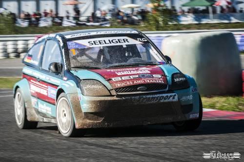 Sven Seeliger | Seeliger Racing | Ford Fiesta Super1600 | Rallycross Challenge Europe 2015_1124