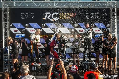 Sven Seeliger | Seeliger Racing | Ford Fiesta Super1600 | Rallycross Challenge Europe 2015_1129