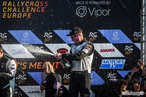 Sven Seeliger | Seeliger Racing | Ford Fiesta Super1600 | Rallycross Challenge Europe 2015_1130