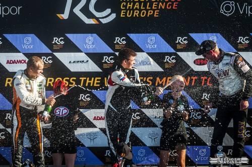 Sven Seeliger | Seeliger Racing | Ford Fiesta Super1600 | Rallycross Challenge Europe 2015_1131