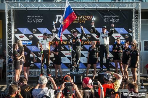 Sven Seeliger | Seeliger Racing | Ford Fiesta Super1600 | Rallycross Challenge Europe 2015_1132