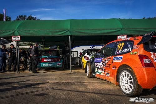 Sven Seeliger | Seeliger Racing | Ford Fiesta Super1600 | Rallycross Challenge Europe 2015_1135