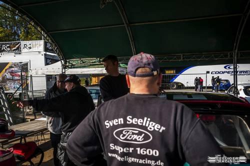 Sven Seeliger | Seeliger Racing | Ford Fiesta Super1600 | Rallycross Challenge Europe 2015_1137