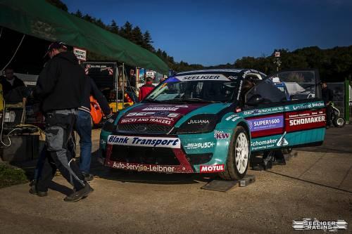 Sven Seeliger | Seeliger Racing | Ford Fiesta Super1600 | Rallycross Challenge Europe 2015_1138