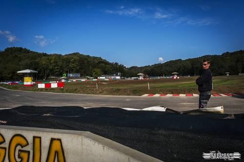 Sven Seeliger | Seeliger Racing | Ford Fiesta Super1600 | Rallycross Challenge Europe 2015_1140