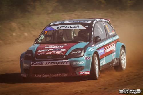 Sven Seeliger | Seeliger Racing | Ford Fiesta Super1600 | Rallycross Challenge Europe 2015_1149
