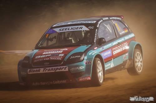 Sven Seeliger | Seeliger Racing | Ford Fiesta Super1600 | Rallycross Challenge Europe 2015_1150