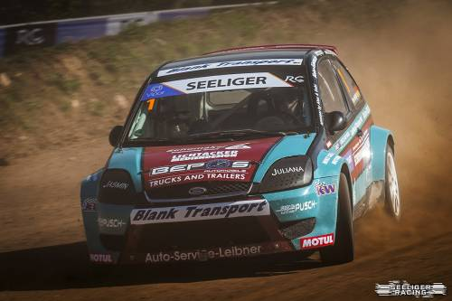 Sven Seeliger | Seeliger Racing | Ford Fiesta Super1600 | Rallycross Challenge Europe 2015_1151
