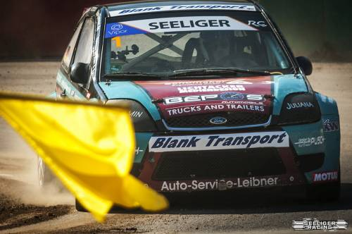 Sven Seeliger | Seeliger Racing | Ford Fiesta Super1600 | Rallycross Challenge Europe 2015_1152