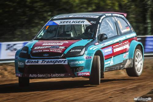 Sven Seeliger | Seeliger Racing | Ford Fiesta Super1600 | Rallycross Challenge Europe 2015_1153