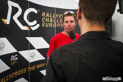 Sven Seeliger | Seeliger Racing | Ford Fiesta Super1600 | Rallycross Challenge Europe 2015_1154