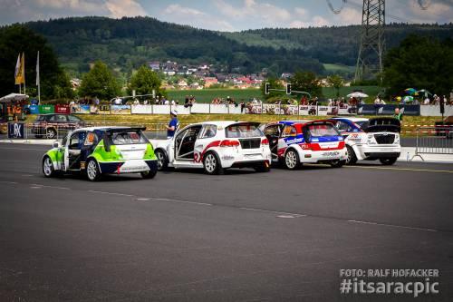 DRX 2018, 2. Lauf in Gründau | Sven Seeliger | Ford Fiesta ST Super1600_16