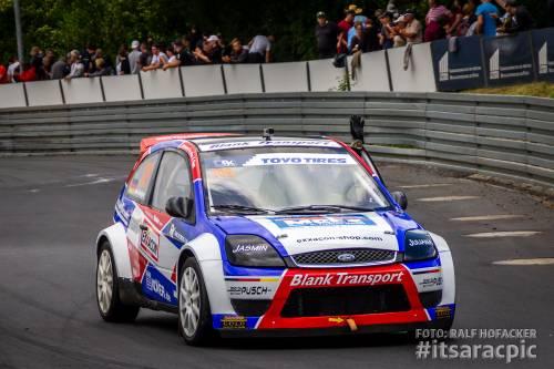 DRX 2018, 2. Lauf in Gründau | Sven Seeliger | Ford Fiesta ST Super1600_21