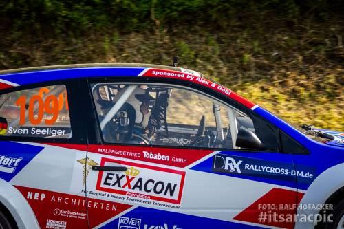 DRX 2018, 2. Lauf in Gründau | Sven Seeliger | Ford Fiesta ST Super1600_8