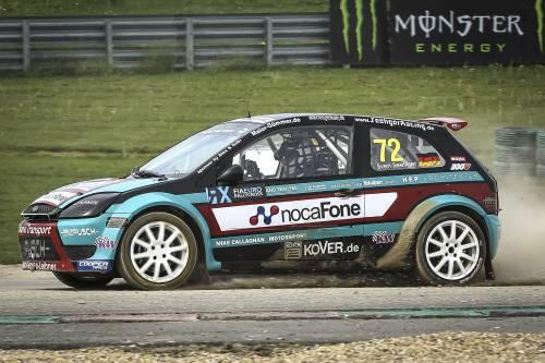 ERC Rallycross EM | Mettet | Belgien