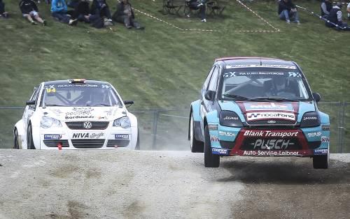 Sven Seeliger | Seeliger Racing | Ford Fiesta Super1600 | Rallycross